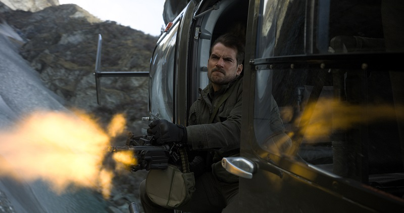 Henry Cavill as August Walker in MISSION: IMPOSSIBLE - FALLOUT from Paramount Pictures and Skydance.