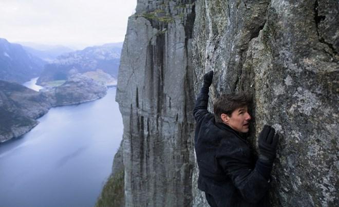 Fallout: Với Tom Cruise, không có nhiệm vụ nào là bất khả thi