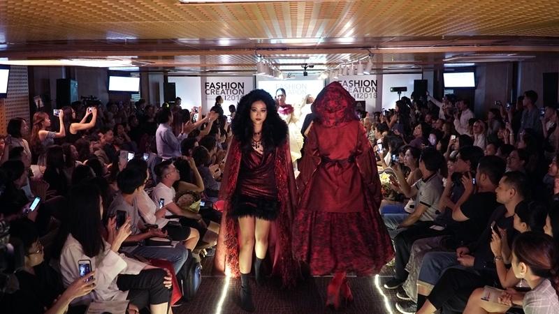 Fashion Creation 2018: Đêm diễn đầy sáng tạo của sinh viên ngành thiết kế thời trang