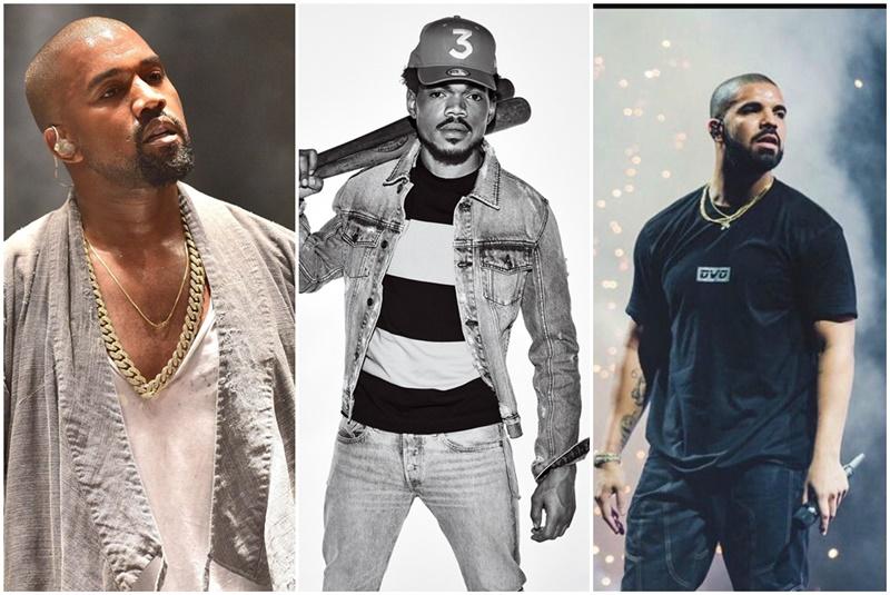 Chưa từng có trong lịch sử âm nhạc Mỹ: Hip-hop thống trị cả 9 vị trí cao nhất trên Billboard