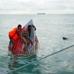 Lật thuyền chở người di cư trái phép ở ngoài khơi Malaysia