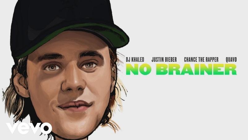 Justin trong MV No Brainer mới, nhạc bắt tay, giọng hát luyến láy ấn tượng, ca khúc đã nhanh chóng đạt hơn 20 triệu lượt xem chưa đến 3 ngày phát hành.