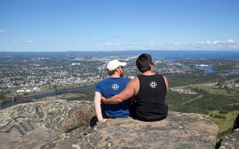 Jeff và Damien đã có một chuyến đi vô cùng ý nghĩa, về tình bạn và về sự kiên trì.