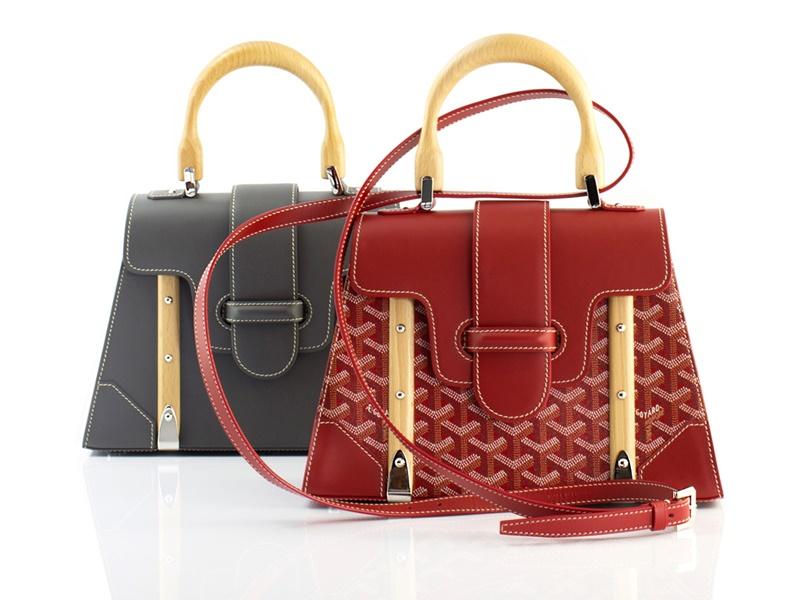 Goyard là một thương hiệu ở Paris chuyên sản xuất rương hành lý cùng các phụ kiện túi xách du lịch.