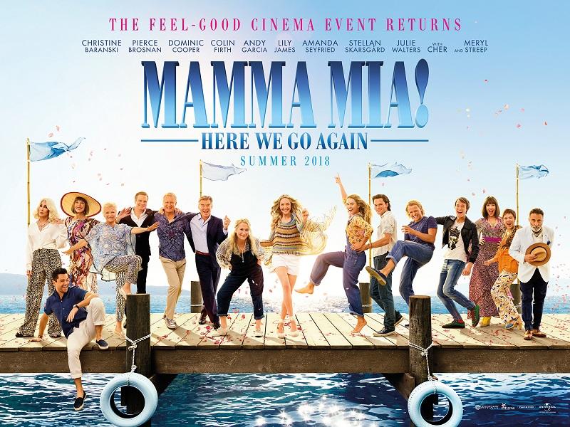 """Sau 10 năm dài chờ đợi, """"Mamma Mia!"""" sẽ tái hiện bản tình ca ngọt ngào của tuổi trẻ"""