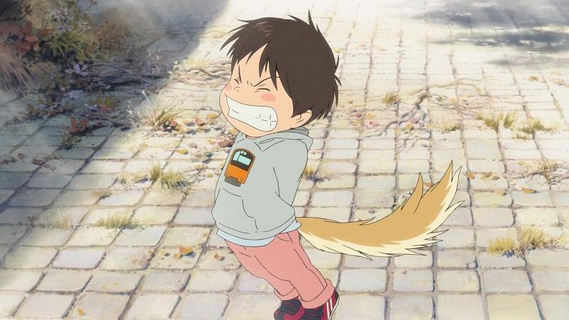 Tạo hình của từng nhân vật đều được đạo diễn Hosoda và các thành viên trong studio Chizu chăm chút khắc họa.