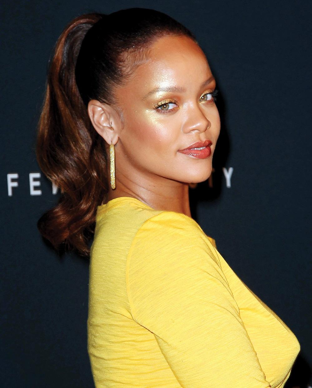 Rihanna Celebrates FENTY BEAUTY BY RIHANNA, New York, USA - 07 Sep 2017