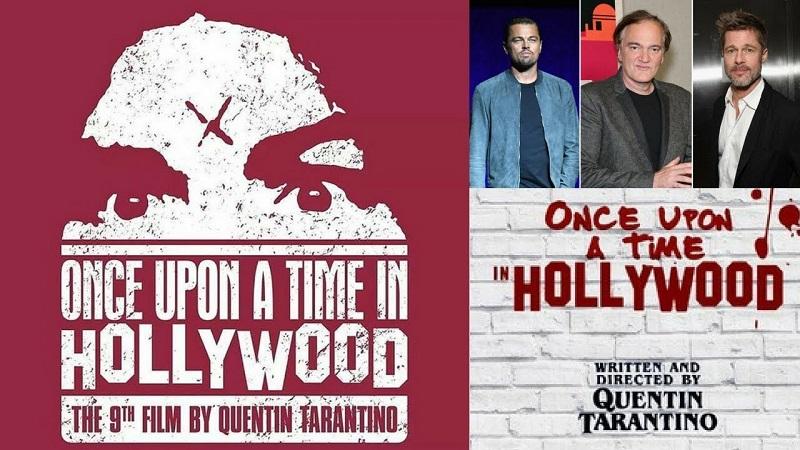 Leonardo DiCaprio, Brad Pitt và Quentin Tarantino: Màn kết hợp đáng mong chờ nhất 2019 của Hollywood?
