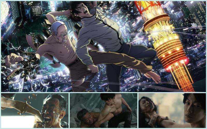 """Phim điện ảnh """"Inuyashiki"""" phá vỡ hình ảnh siêu nhân truyền thống"""