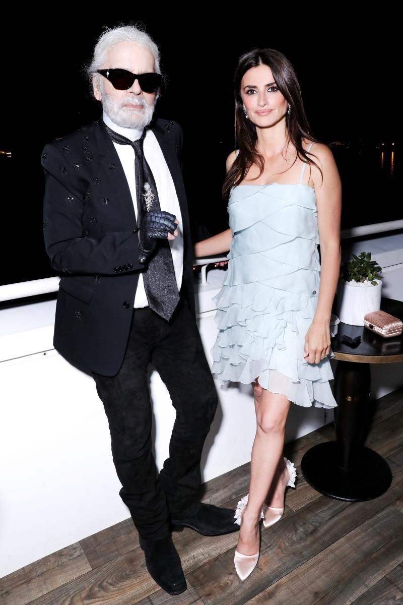 Penelope Cruz chính thức trở thành đại sứ thương hiệu mới nhất của Chanel.