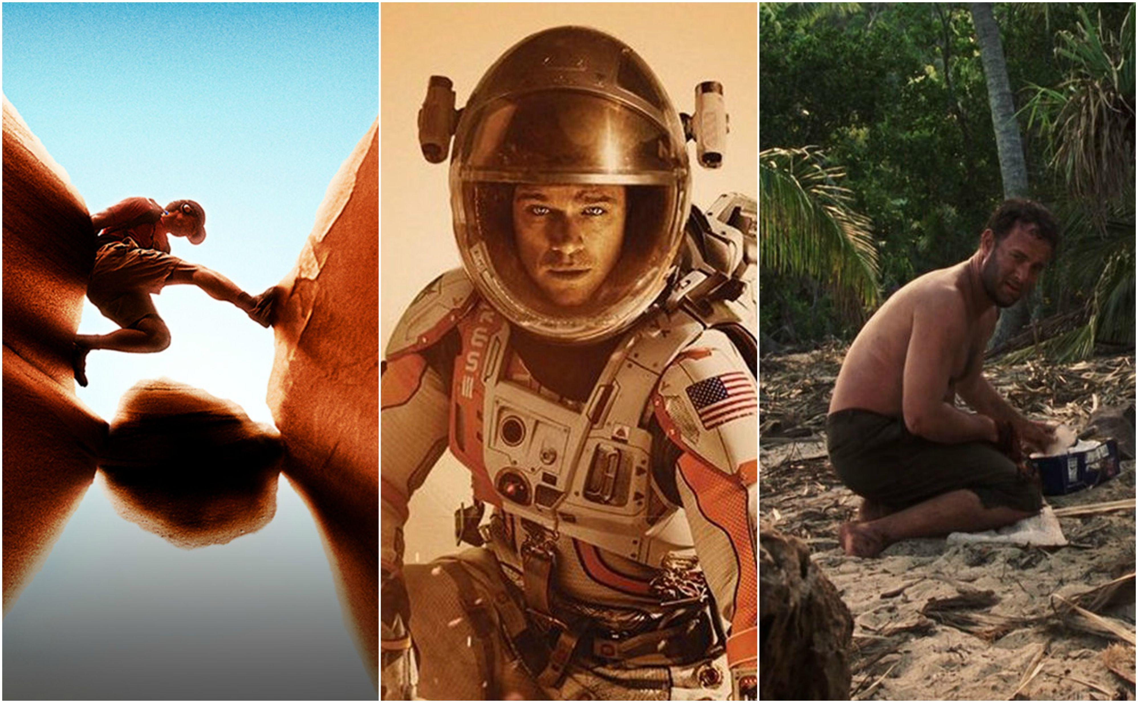 5 bộ phim về đề tài sinh tồn nên xem