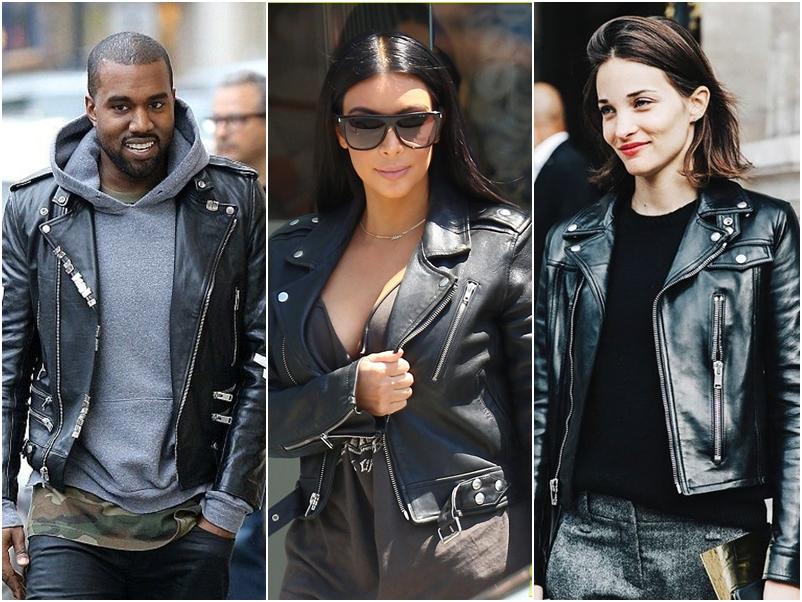 Cho đến nay, các thiết kế jacket làm từ da màu đen với các dây khóa kéo và chốt nịch kim loại vẫn thu hút các tín đồ thời trang bởi nét phong trần, mạnh mẽ.