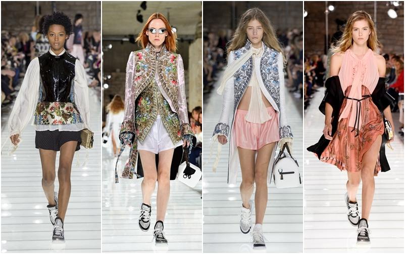 Archlight được ra mắt lần đầu trong BST Xuân Hè của Louis Vuitton, thể hiện khả năng ứng dụng linh hoạt khi được phối cùng rất nhiều kiểu trang phục khác nhau.