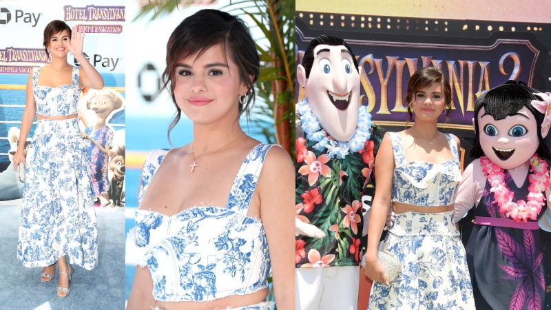 """Phải chăng đây là cách Selena Gomez """"cao tay"""" đáp trả lại lời lẽ ác ý của NTK Stefano Gabbana?"""