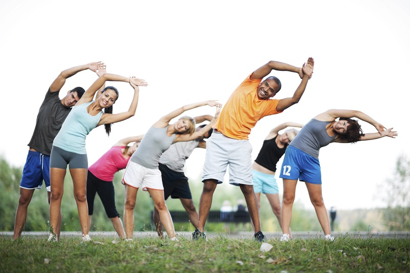 Large group of people stretching together. [url=http://www.istockphoto.com/search/lightbox/9786738][img]http://dl.dropbox.com/u/40117171/group.jpg[/img][/url] [url=http://www.istockphoto.com/search/lightbox/9786766][img]http://dl.dropbox.com/u/40117171/sport.jpg[/img][/url]