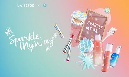 """Tỏa sáng theo cách của riêng bạn với bộ sưu tập Laneige """"Sparkle My Way"""""""