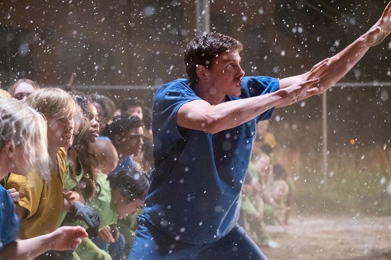 """Nam diễn viên sinh năm 1996, Harris Dickinson sẽ đảm nhận nhân vật Liam trong vai trò """"thủ lĩnh"""" của nhóm """"dị nhân""""."""