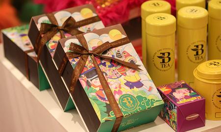 Btea ra mắt bộ sản phẩm trà Trung thu 2018 đậm nét văn hóa truyền thống