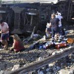 Thổ Nhĩ Kỳ: Tai nạn đường sắt nghiêm trọng, gần 150 chết và bị thương