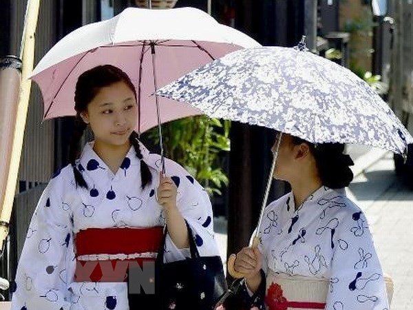 11 người chết do say nắng tại Nhật Bản chỉ trong một ngày