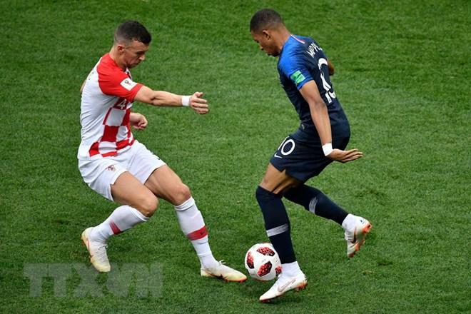 Ivan Perisic – người hùng không may mắn của đội tuyển Croatia