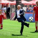 Tổng thống Putin sẽ dự trận chung kết và lễ bế mạc World Cup 2018