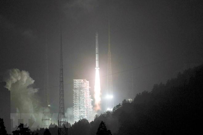 Trung Quốc đưa thêm 2 vệ tinh Bắc Đẩu 3 lên quỹ đạo Trái Đất