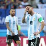 Những lần gây thất vọng của Lionel Messi trong màu áo Argentina