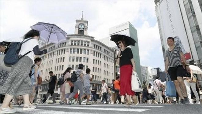 Nhật Bản: 7 người tử vong, hàng nghìn người nhập viện do nắng nóng