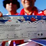 World Cup 2018: Vé xem các trận bán kết được bán trở lại