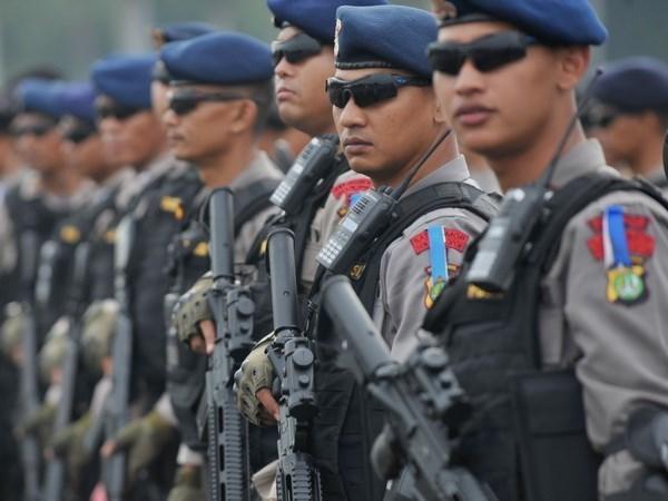 Cảnh sát Indonesia bắt giữ 2 nghi phạm trước thềm ASIAD 2018