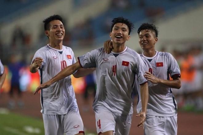 U23 Việt Nam – U23 Oman 1-0: Siêu phẩm của Đoàn Văn Hậu