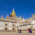 Đến thăm Ananda Phaya – Ngôi đền tuyệt mỹ nhất Bagan