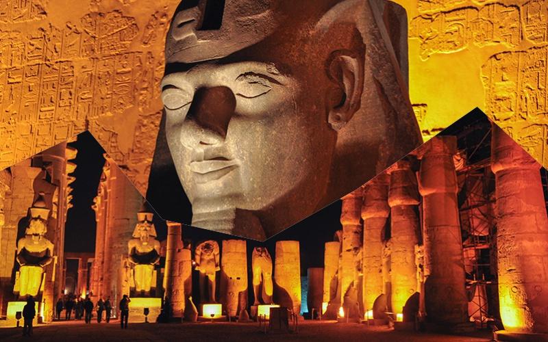 Đàn ông Ai Cập xây đền, đàn bà La Mã xây bếp