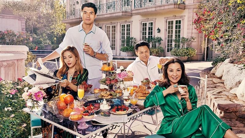 """""""Crazy Rich Asians"""": Bộ phim giúp Hollywood chuộc lỗi với khán giả châu Á"""