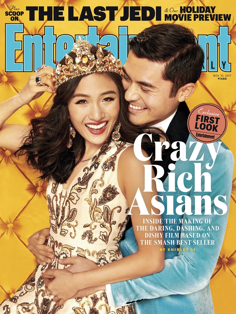 "Poster phim ""Crazy Rich Asians"""