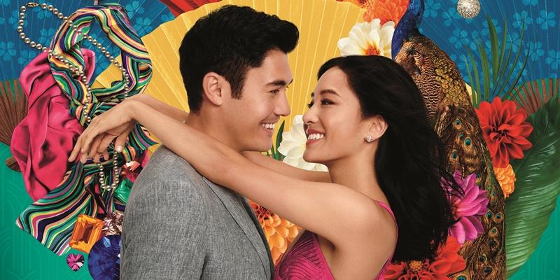 Chàng công tử Nick Young (Henry Golding) và cô nàng cá tính Rachel Wu (Constance Wu) hứa hẹn sẽ khuynh đảo màn ảnh tháng 8 này.
