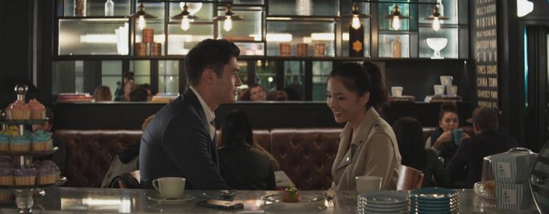 Rachel Wu xuất hiện giản dị ở phần đầu phim
