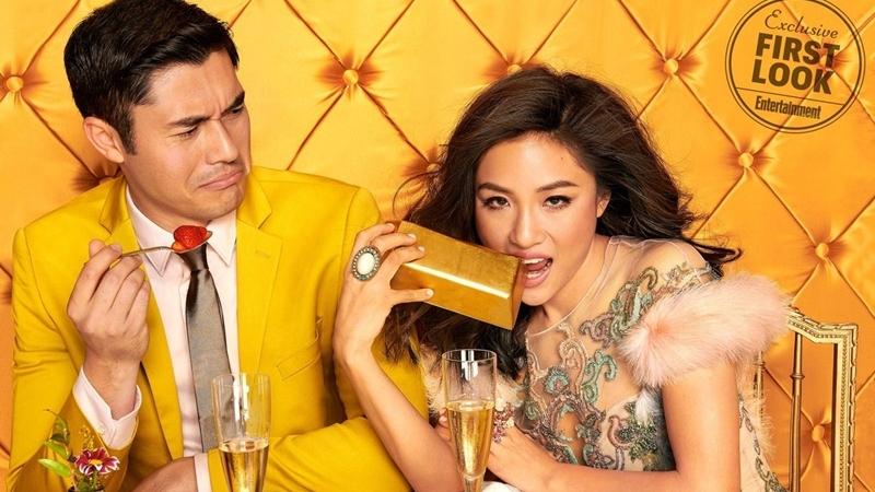 """""""Crazy Rich Asians"""" dự kiến sẽ công chiếu tại Việt Nam từ ngày 24/08/2018."""