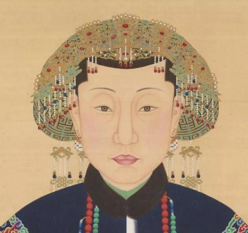 Tranh vẽ Điền tử thời nhà Thanh