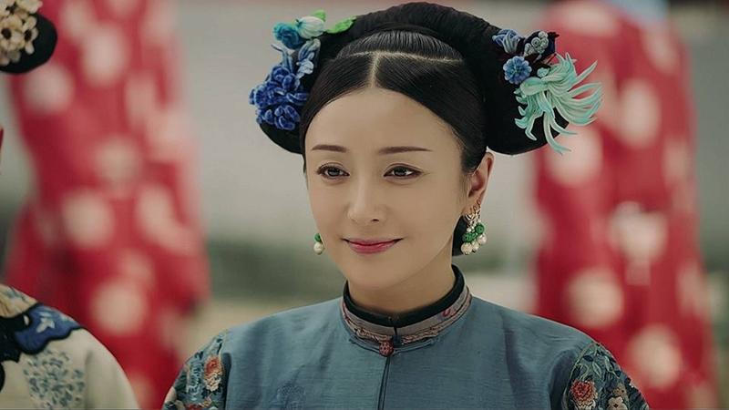 Điền tử màu lam của Phú Sát Hoàng hậu (Tần Lam)