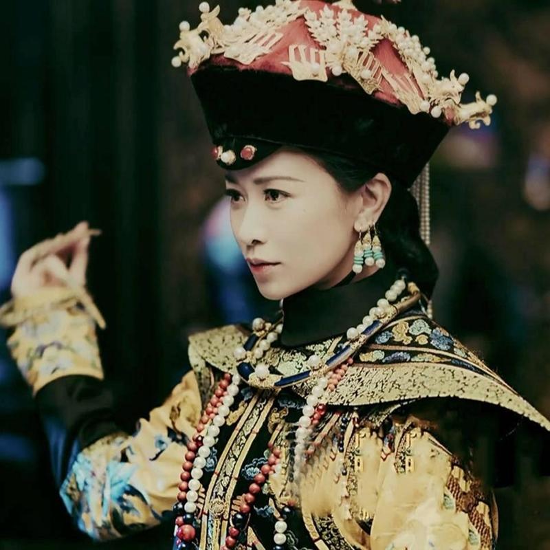 Triều quan đính Kim phượng của Thanh Cao Tông Kế Hoàng hậu