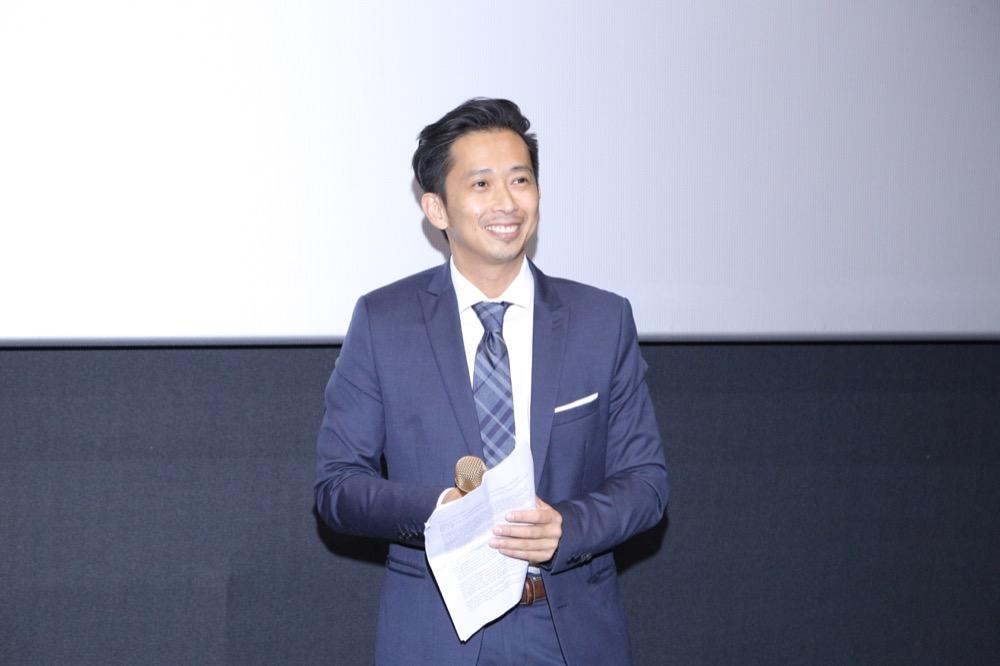 Giám đốc Sản xuất - ông Anh Trần