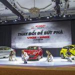Toyota Vios, Yaris 2018 mới: hiện đại và nhiều tính năng an toàn hơn