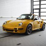 Porsche Classic chế tạo mẫu xe 911 cổ điển sử dụng các bộ phận nguyên bản