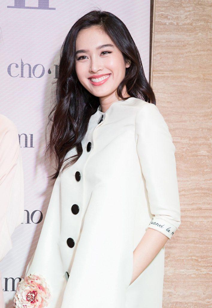 Hoa hậu chuyển giới Nong Poy
