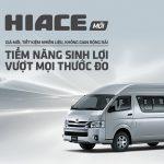 Toyota Hiace: Từ cái duyên đến thành công