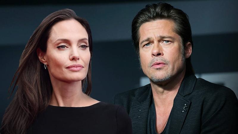 Tình tiết mới trong cuộc tranh chấp ồn ào sau ly hôn của Angelina Jolie và Brad Pitt