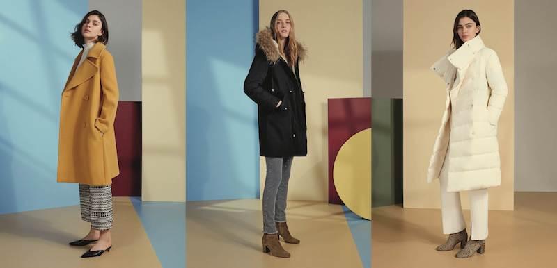 Lấy cảm hứng từ trang phục của người Eskimo, các mẫu áo khoác thu đông được cách điệu với chi tiết dây rút, tua rua và lớp lót lông ấm áp cùng với cái nhìn trẻ trung, thanh lịch hay freestyle, mang lại nhiều sự lựa chọn phù hợp với cá tính của từng quý cô.