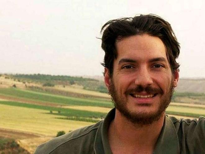 Một phóng viên Mỹ bị bắt cóc tại Syria 6 năm trước có thể vẫn còn sống